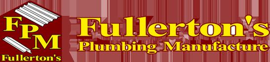 Fullerton's Plumbing Logo