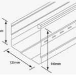 Fascia Gutter Drawing